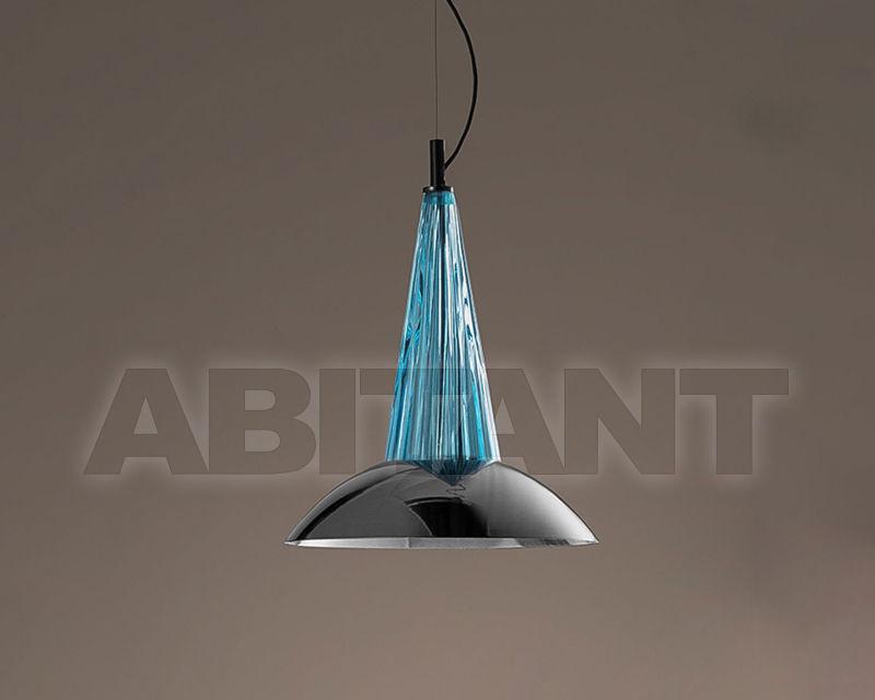 Светильник argo голубой euroluce lampadari argo s led small