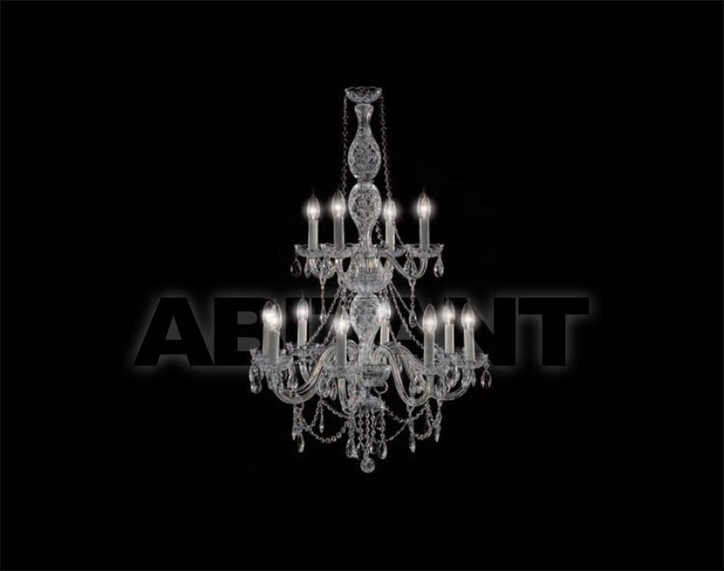 Купить Люстра VICTORIAN COLOUR Iris Cristal Classic 620143 12