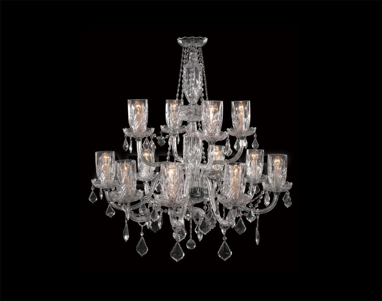 Купить Люстра ALBERTA Iris Cristal Classic 620169 8+4