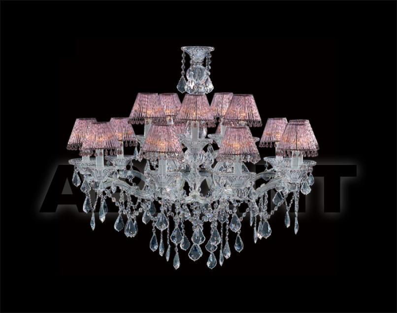 Купить Люстра TORONTO CLEAR Iris Cristal Classic 610151