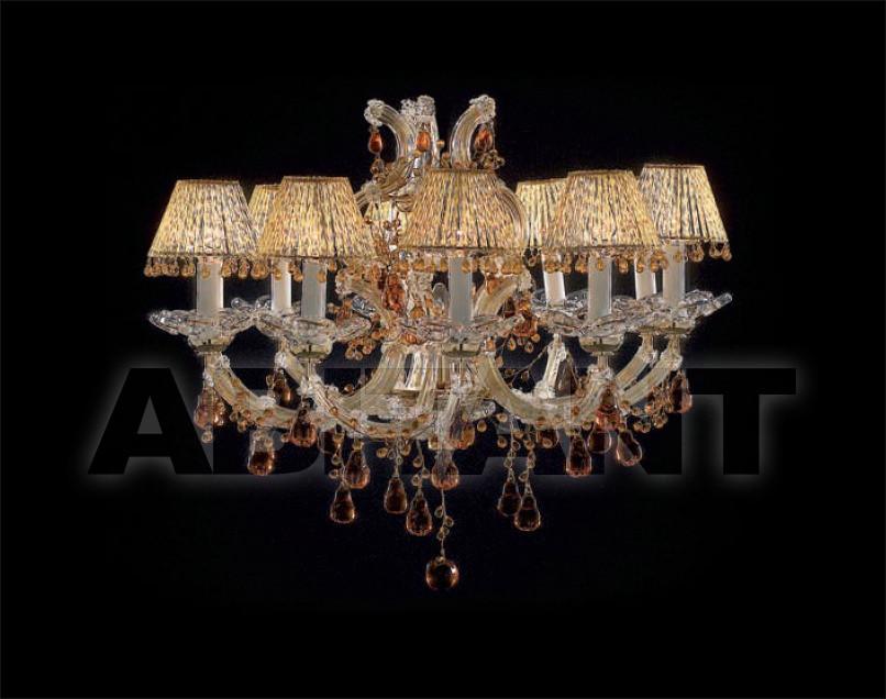 Купить Люстра Iris Cristal Classic 610118 10+1