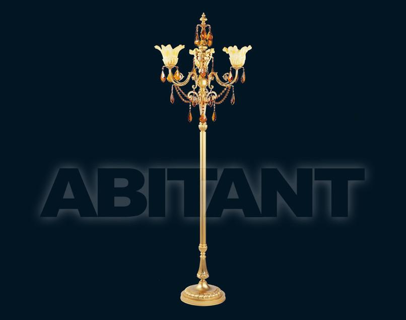 Купить Торшер Creaciones Cordon Lighting Jewellery 2828 gold