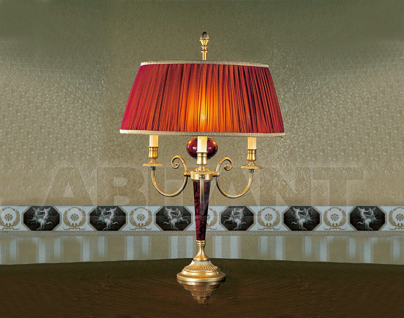Купить Лампа настольная Jago I Nobili - Alabastro NAL 014