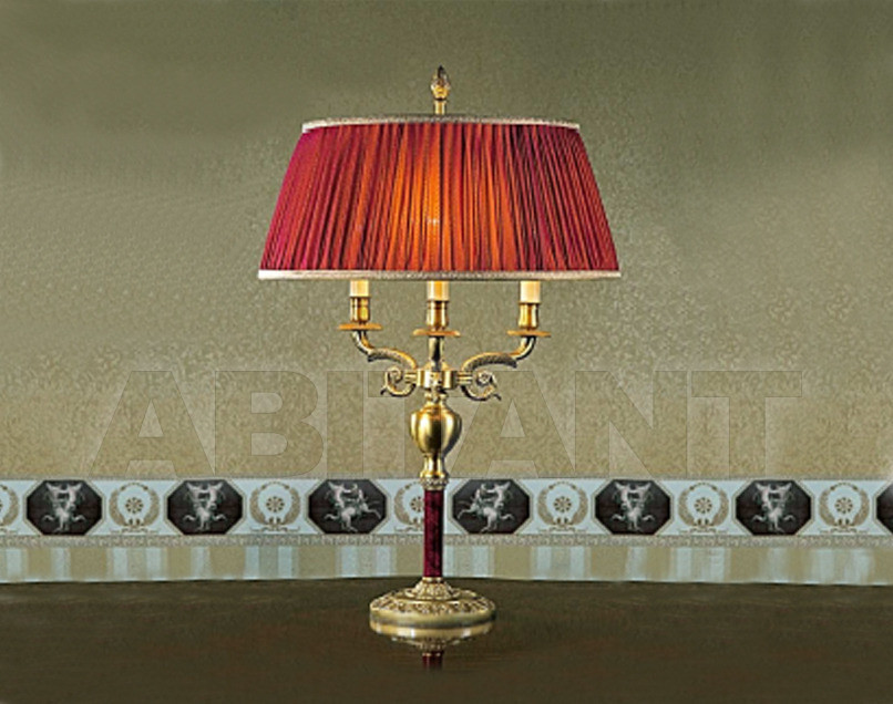 Купить Лампа настольная Jago I Nobili - Alabastro NAL 004