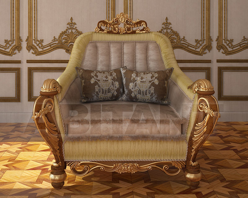 Купить Кресло Hermitage LaContessina Mobili R8040