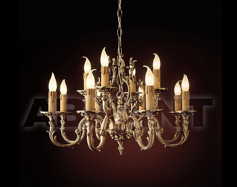 Купить Люстра Lampart System s.r.l. Luxury For Your Light 136 8+4