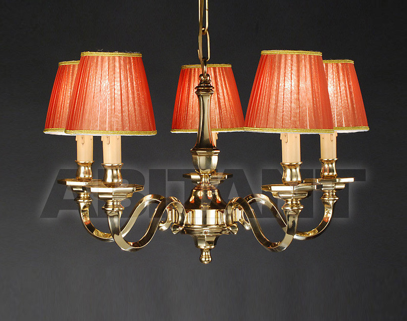 Купить Люстра Lampart System s.r.l. Luxury For Your Light 16300 5