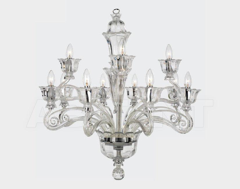 Купить Люстра GHALA Iris Cristal Contemporary 630154 8+4