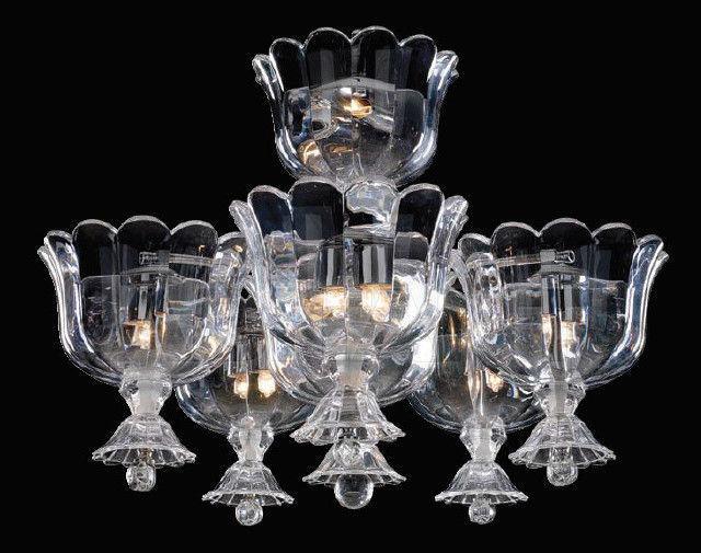 Купить Люстра NEWTON Iris Cristal Luxus 650167 14