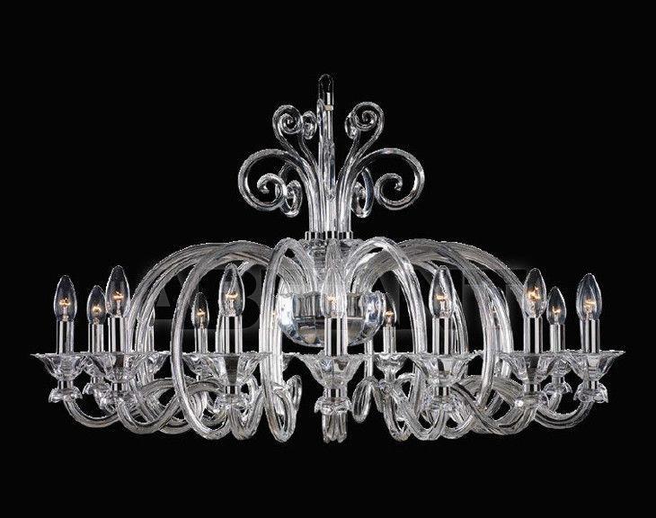 Купить Люстра DALI Iris Cristal Luxus 650164 16