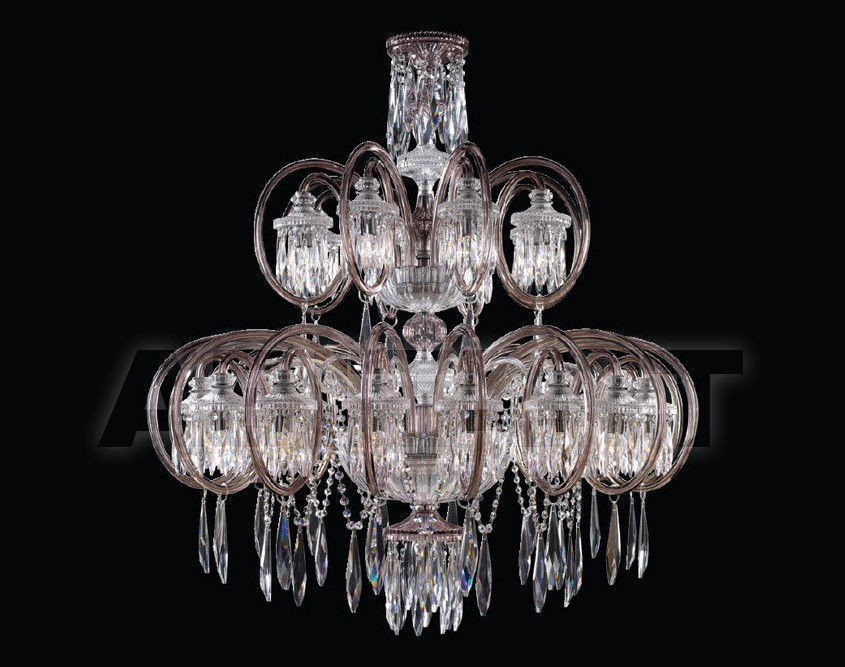 Купить Люстра MANACOR Iris Cristal Luxus 650153 24