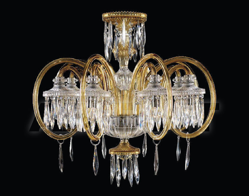 Купить Люстра MANACOR Iris Cristal Luxus 650153 8