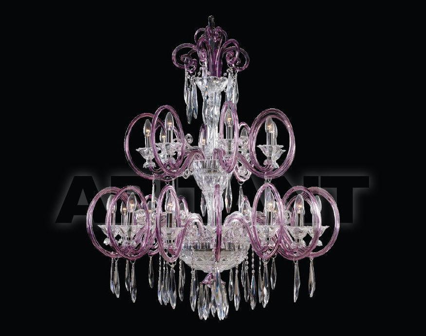 Купить Люстра TOLEDO Iris Cristal Luxus 650156 24