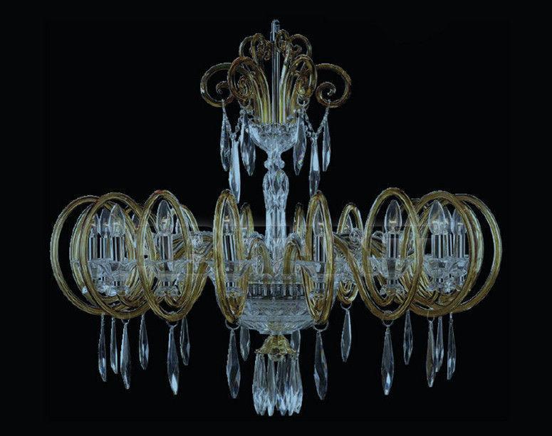 Купить Люстра TOLEDO Iris Cristal Luxus 650156 16