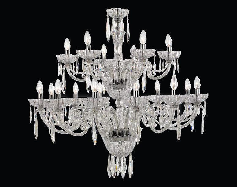 Купить Люстра LAWTON Iris Cristal Luxus 650121