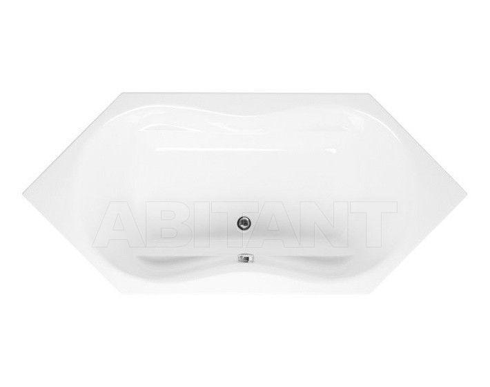 Купить Ванна Vitra Comfort Hexagonal 200X90 52320001095