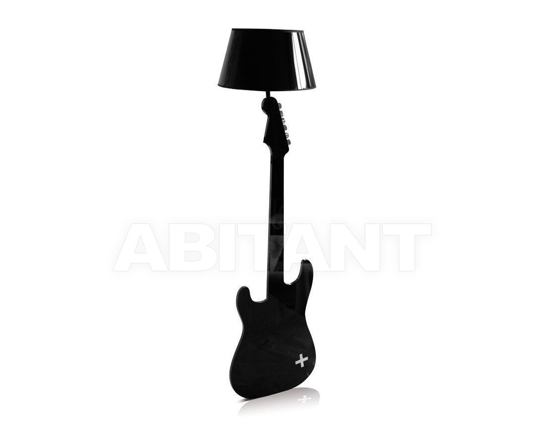Купить Торшер Acrila Jc De Castelbalajac JCDC Guitar lamp  Round house