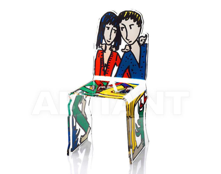 Купить Стул Acrila Jc De Castelbalajac JCDC Chairs Me my friend  Amoureux