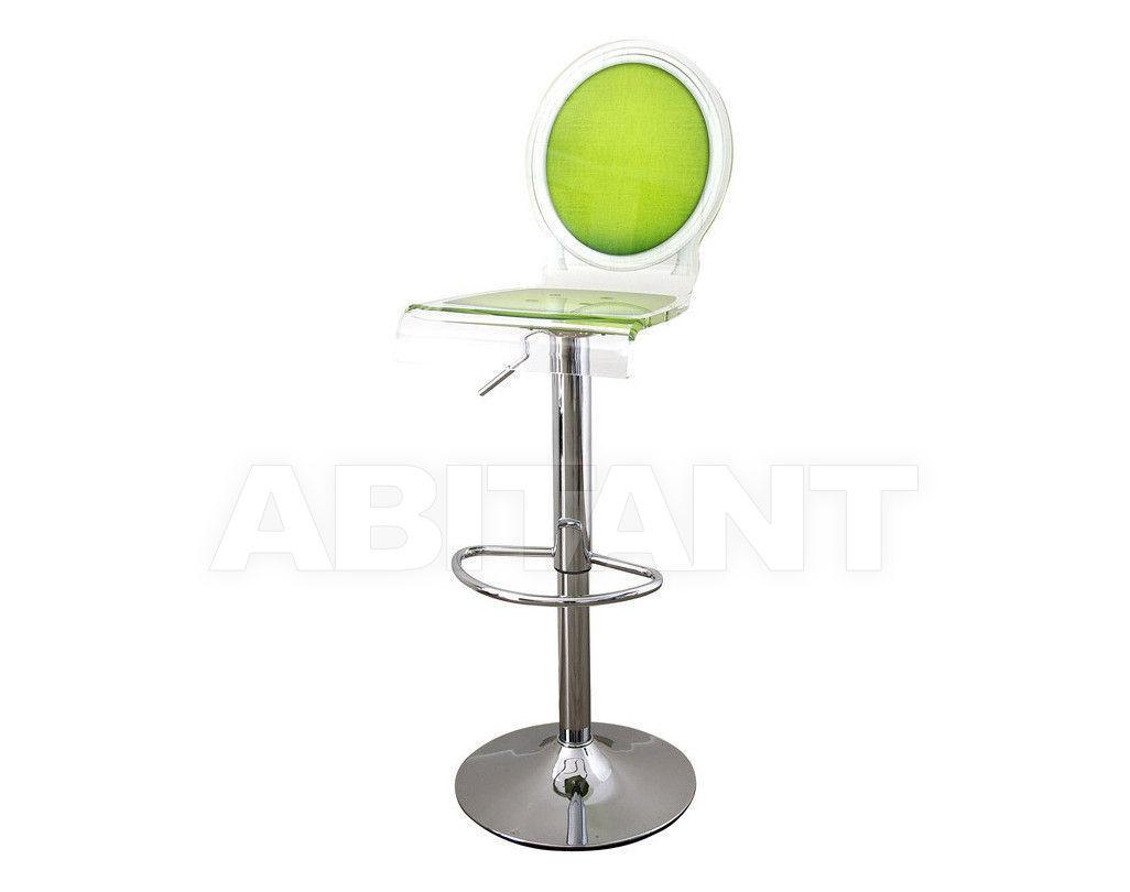 Купить Барный стул Acrila Sixteen Sixteen bar stool green