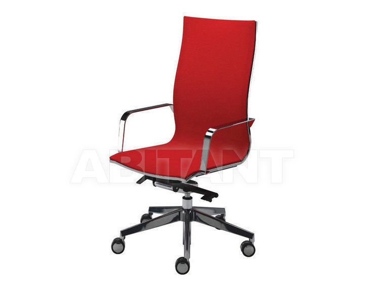 Купить Кресло Tecnoarredo srl Poltrone Direzionali TLT13C