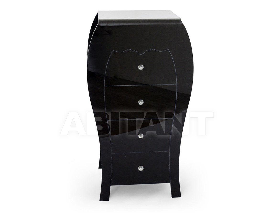 Купить Комод Acrila Gamme Coup D'éclat High dresser Black White