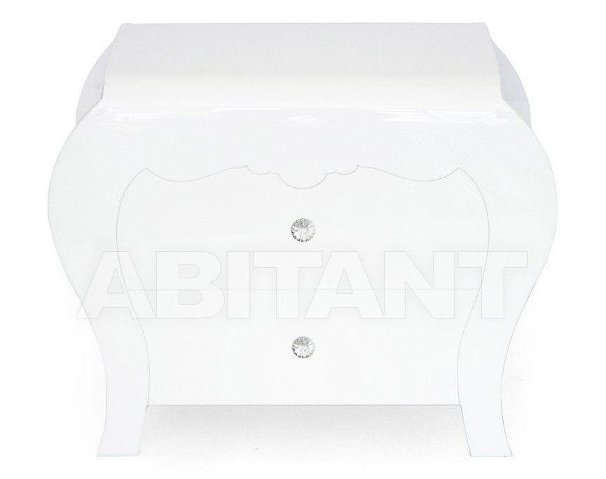 Купить Тумбочка Acrila Gamme Coup D'éclat Small dresser Black White
