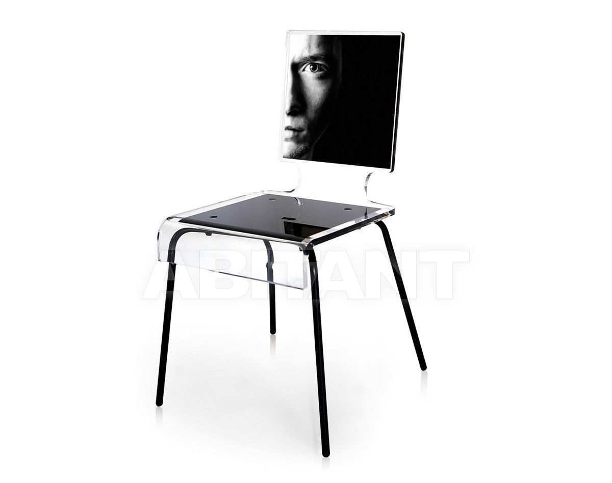 Купить Стул Acrila Graph Line Graph chair Man