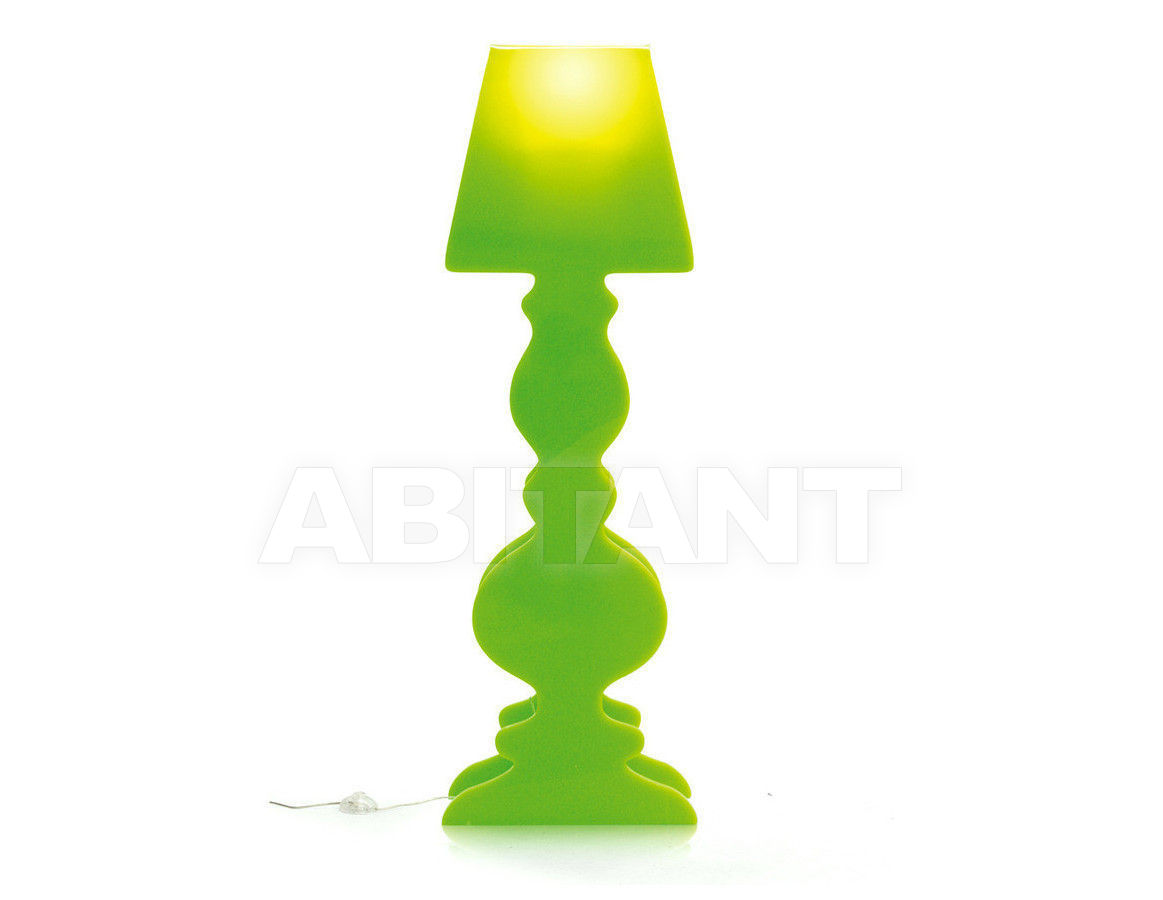 Купить Торшер Acrila Luminaries Garden Lamp green