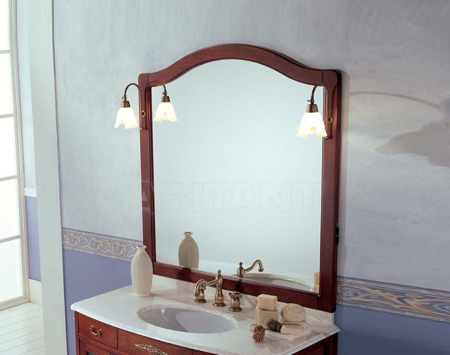 Купить Зеркало Aquos Stilo 330104