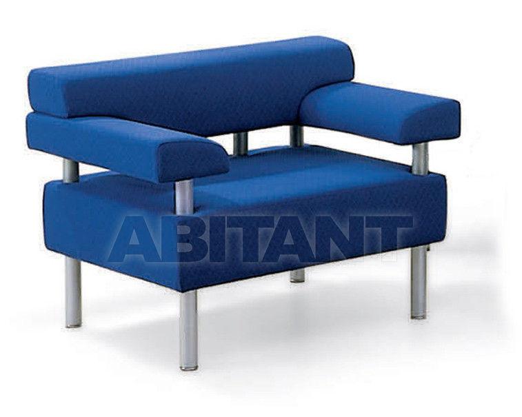 Купить Кресло Tecnoarredo srl Poltrone Direzionali TBMM01