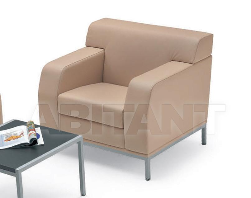 Купить Кресло Tecnoarredo srl Poltrone Direzionali TW01