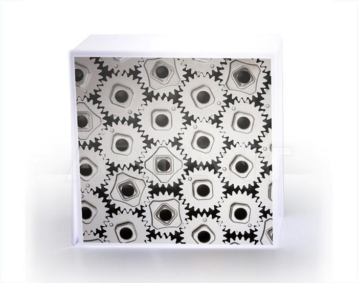 Купить Лампа настольная Acrila Luminaries Cube Lamp Gearing