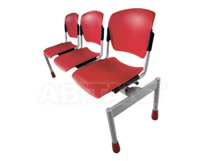 Купить Кресла для залов ожидания Tecnoarredo srl Travi TL543
