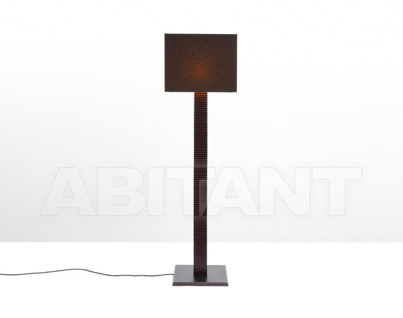 Купить Торшер Wildspirit 2012 Euro JO185WOKS Floor Lamp Oak stained Square