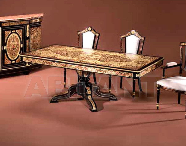 Купить Стол обеденный Binda Mobili d'Arte Snc Classico 9000/T