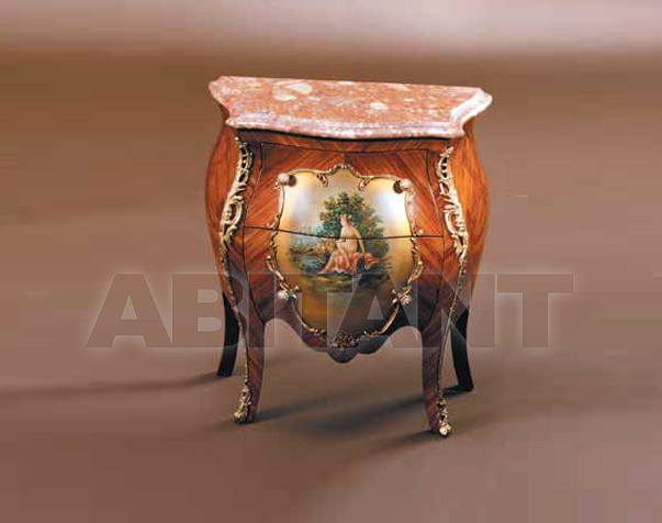 Купить Тумбочка Binda Mobili d'Arte Snc Classico 312/P