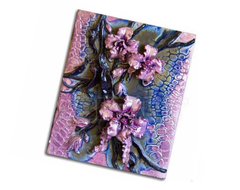 Купить Плитка настенная Lava Ceramics Design Lava ORCH_02
