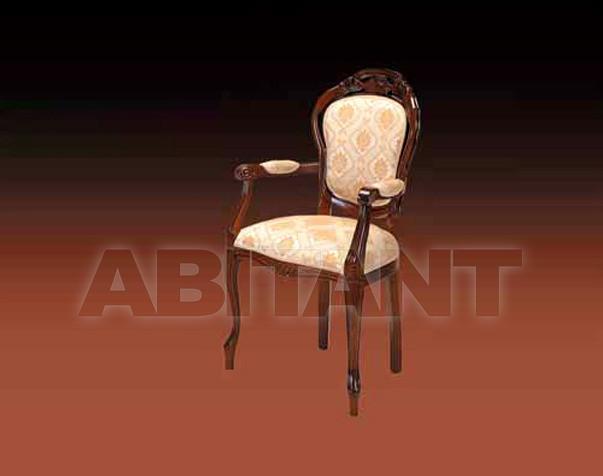Купить Стул с подлокотниками Binda Mobili d'Arte Snc Classico 106/C