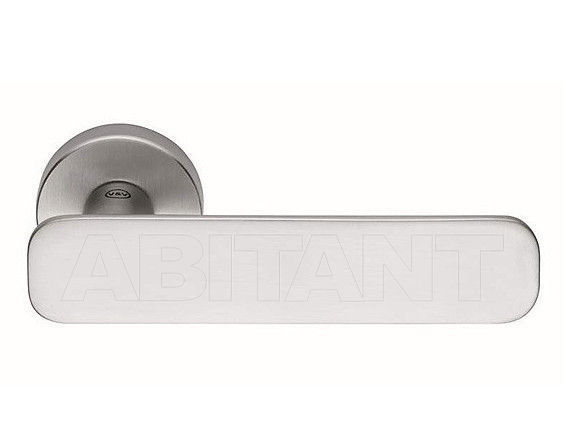 Купить Дверная ручка Valli&Valli 2012 H 1050 R8 chrome satin