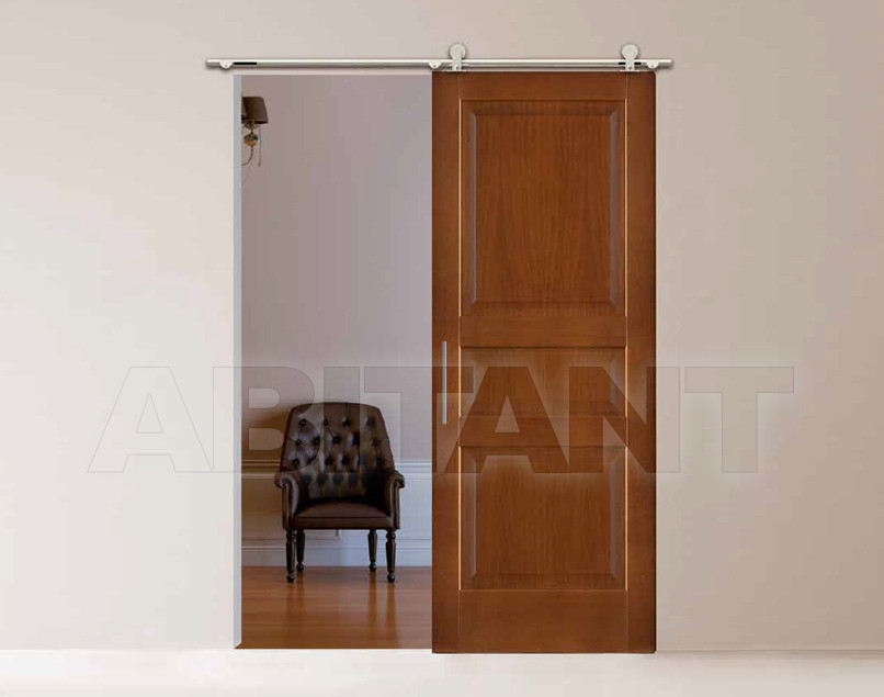 Купить Дверь деревянная Bertolotto Baltimora 2003 P Tanganica Ciliegiato listelare