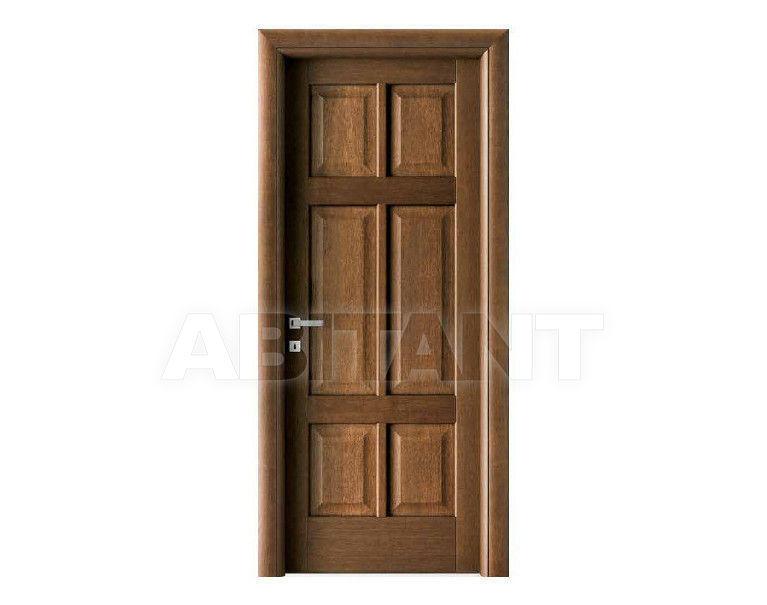 Купить Дверь деревянная Bertolotto Baltimora 2006 P Rovere Tabacco