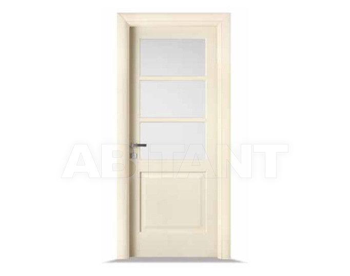 Купить Дверь деревянная Bertolotto Baltimora 2007 F3 satinato bianco