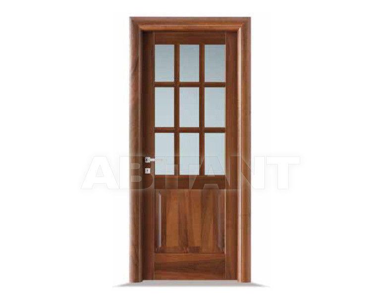 Купить Дверь деревянная Bertolotto Baltimora 2007 F10 Noce Nazionale