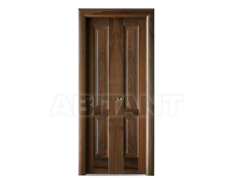 Купить Дверь деревянная Bertolotto Baltimora 2007 V Piego Noce Nazionale