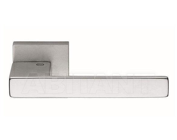 Купить Дверная ручка Valli&Valli 2012 H 1045 R8 chromo / chrome satin