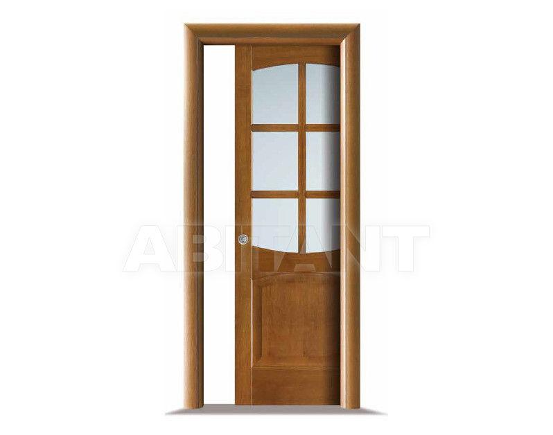 Купить Дверь деревянная Bertolotto Baltimora 2010 F6 rovere noce