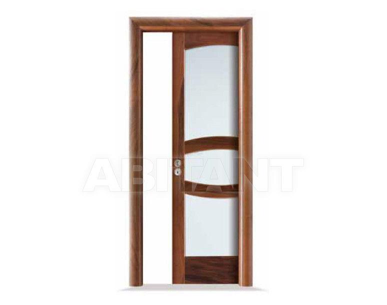 Купить Дверь деревянная Bertolotto Baltimora 2014 V bianco Latte tr