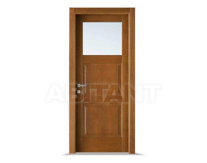 Купить Дверь деревянная Bertolotto Baltimora 2015 V1 rovere noce