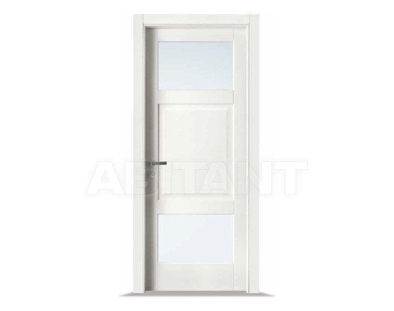 Купить Дверь деревянная Bertolotto Baltimora 2016 V1 laccato bianco
