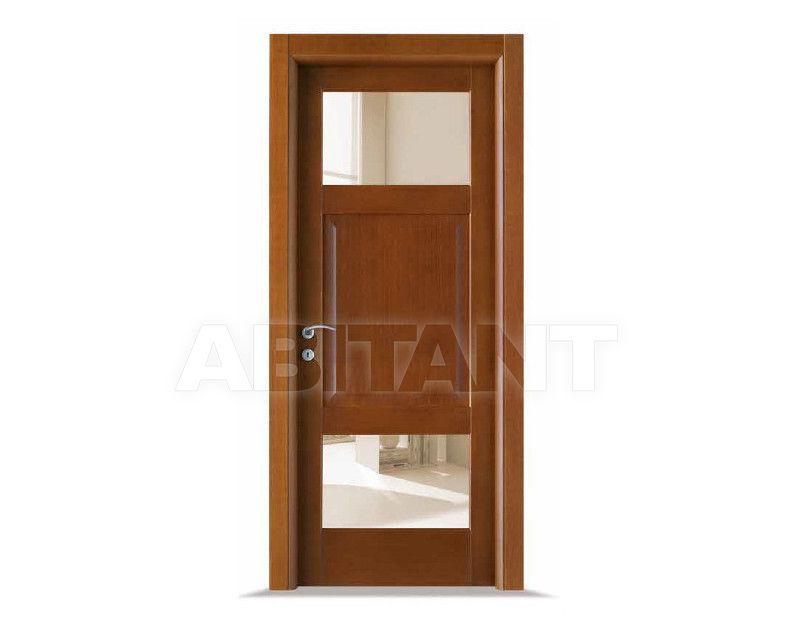 Купить Дверь деревянная Bertolotto Baltimora 2016 V1 Tanganica Ciliegiato